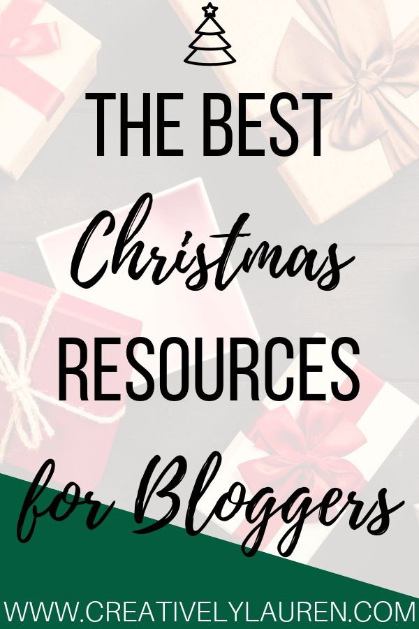 Best Christmas Fonts.The Best Christmas Resources For Bloggers Creatively Lauren