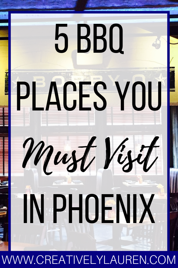 5 BBQ Places You Must Visit in Phoenix