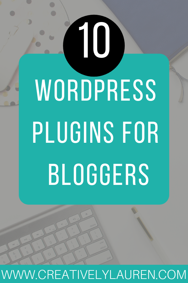 10 Free WordPress Plugins for Bloggers