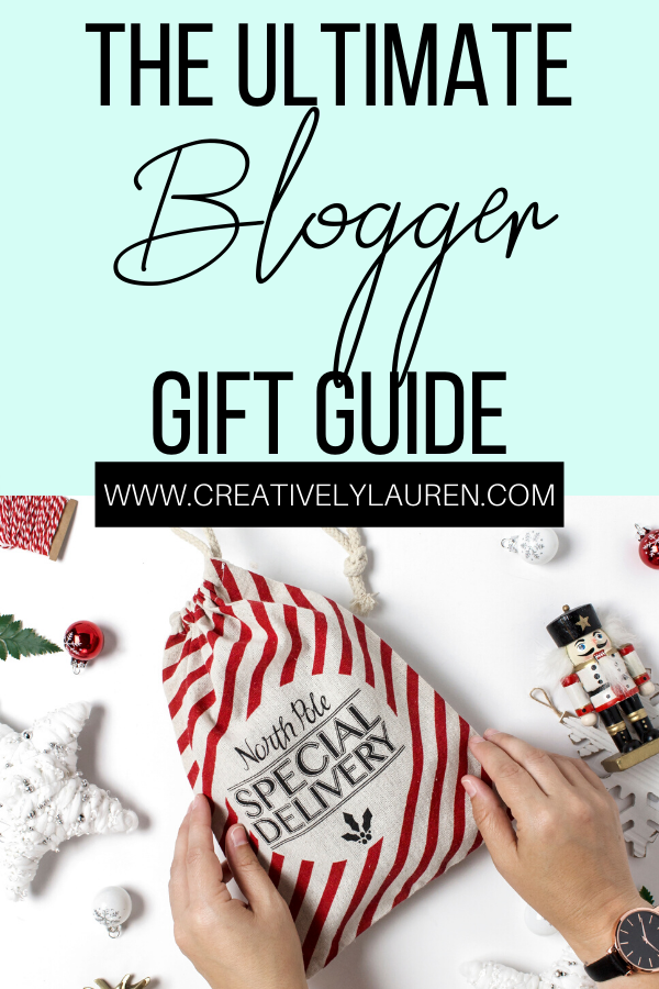 The Ultimate Blogger Gift Guide